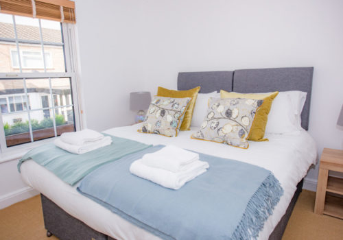 Midsummer Bedroom Serviced Accommodation in Cambridge