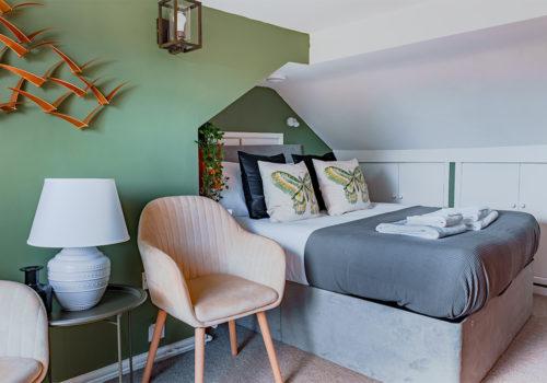 Glisson Road Bedroom Serviced Accommodation in Cambridge