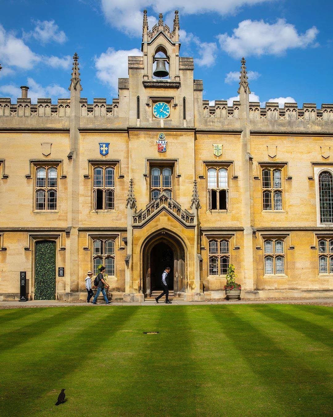 What Students Think about University of Cambridge