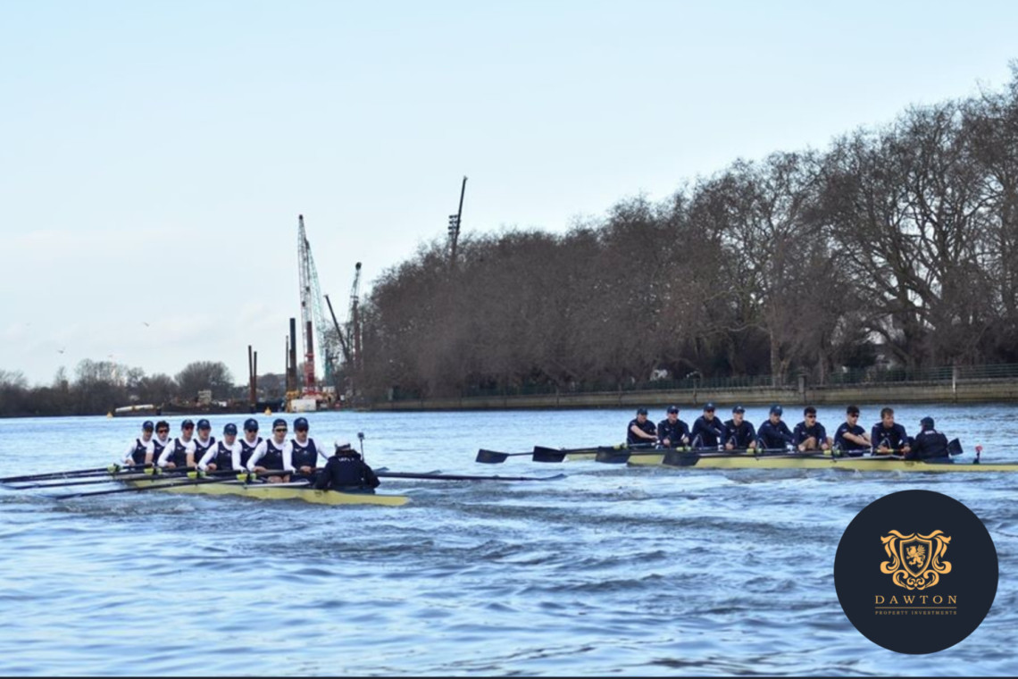 5 Things You Need to Know About the Annual Boat Race | Dawton Properties