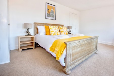 Alpha Cottage Serviced Accommodation in Cambridge