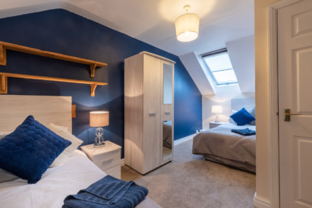 Balmoral Serviced Accommodation in Cambridge