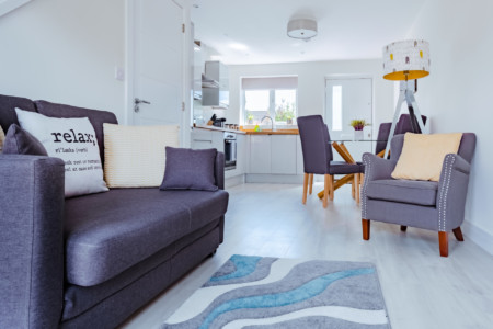 Mowbray Lovely Living Room Serviced Accommodation in Cambridge, UK