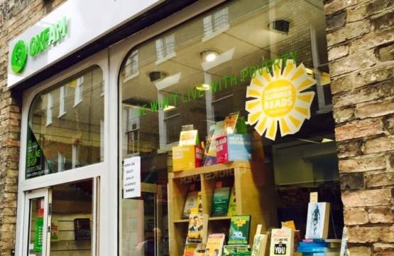 Oxfam Books Facebook | Dawton Properties