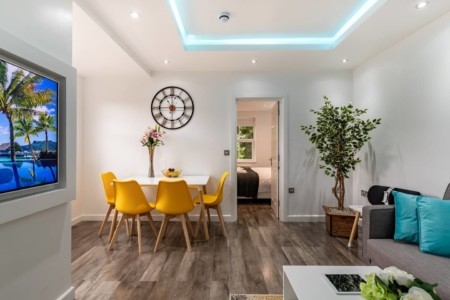 Central Pborough Serviced Accommodation in Cambridge, UK