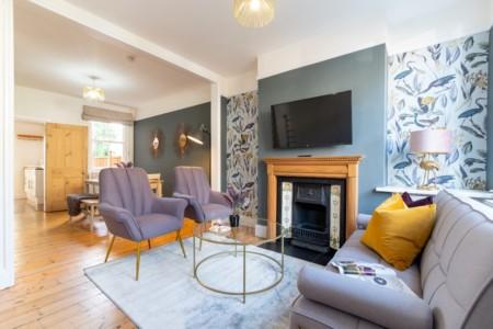 Cambridge Cottage Living Room | Dawton Properties