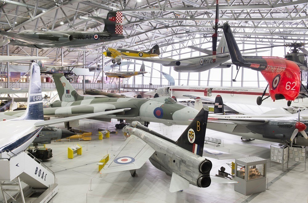 Aircrafts IWM Duxford Facebook | Dawton Properties