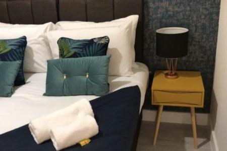 Karah Suites Bedroom 2 | Dawton Properties